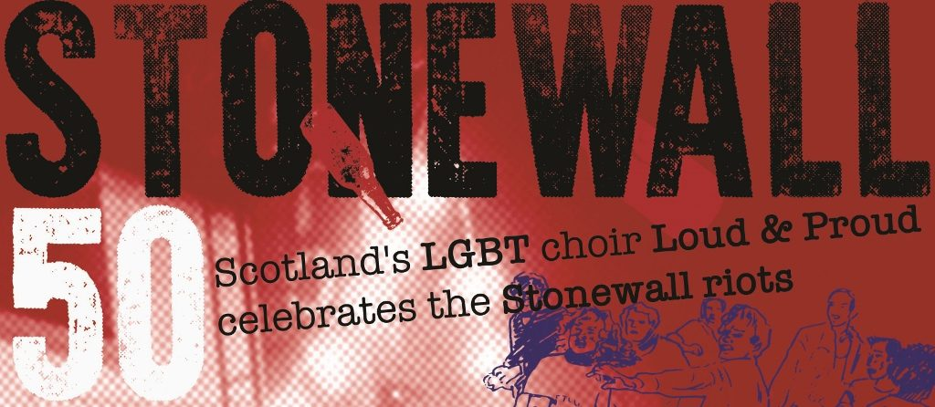 Stonewall 50 Flyer Image