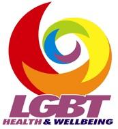 LGBT Health & Wellbeing Logo