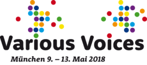 Various voices Logo