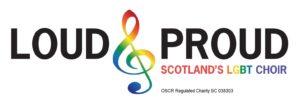 Loud & Proud Name & Logo